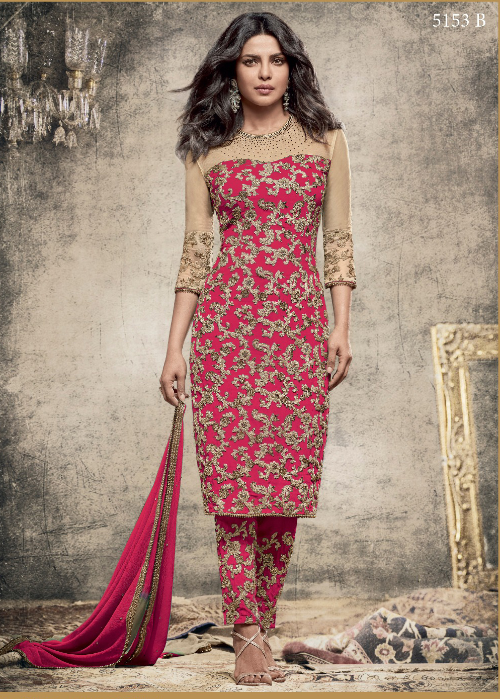 Bollywood Designer Salwar Kameez Salwar Suit Women