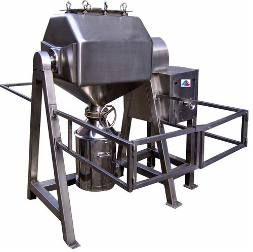 Dry Granulator Machine