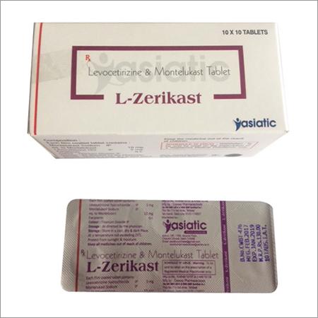 Levocetirizine Tablets