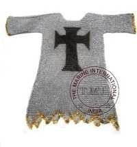 Templar Chainmail Shirt