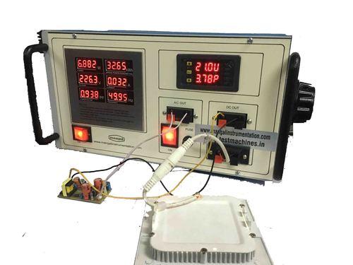 AC/DC LED Driver Power analyzer