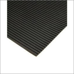 Flat Fluted Grooved Mats