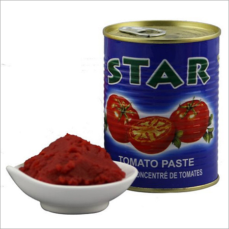 Organic 800 G Canned Tomato Paste