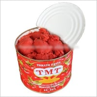 Tomato Puree-Double Concentration