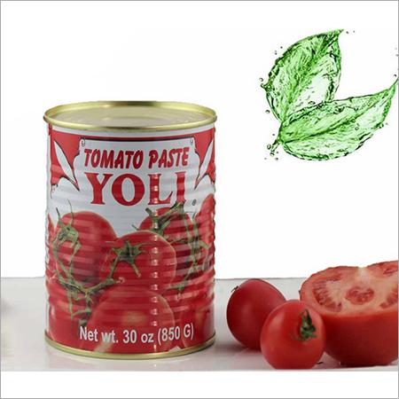Yoli Brand Canned Tomato Paste