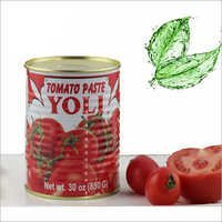 Yoli Brand Canned Tomato Paste
