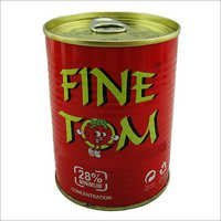850g Fine Tom Canned Tomato Paste