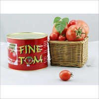 Aseptic 2200g Tomato Paste