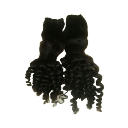 Bottom  Curly Weft