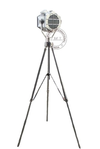 New Hexagon Style Spotlight With Metal Tripod Stand