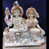 Idol Moorti Shiv Parivaar