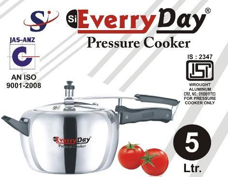 Apple Shape Pressure Cooker