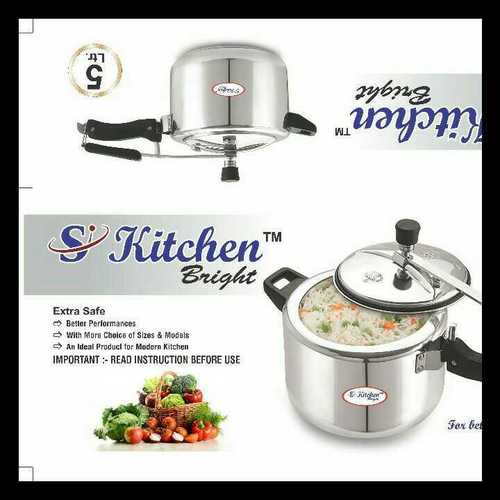 KITCHEN BRIGHT Pressure Cookers