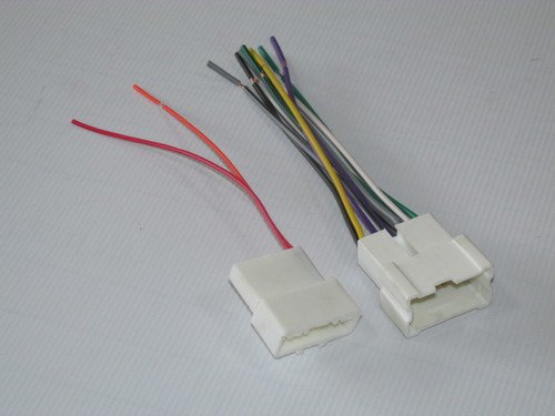Duster Audio Wire Harness