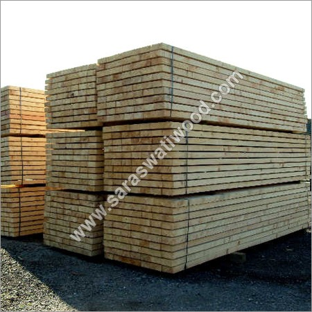 Structural Pine Timber