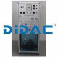 Refrigeration Study Unit With Mass Energy Balance