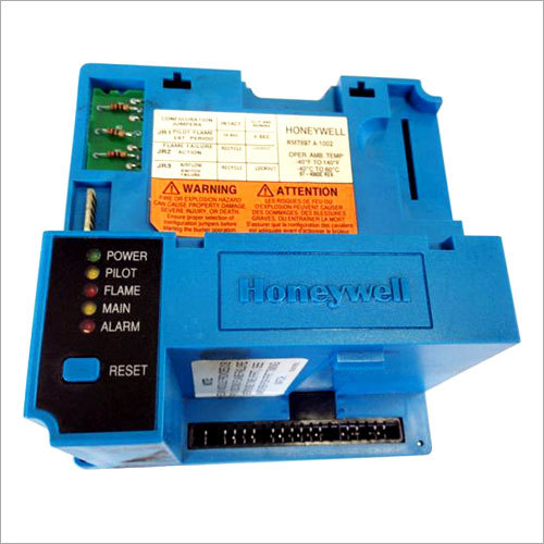 Industrial Gas Burner Controllers