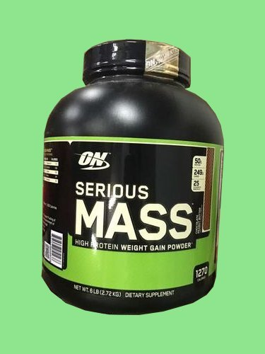 On Serious Mass