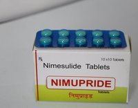 Nimesulide 100mg Tablet