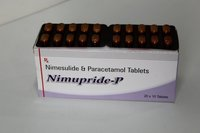 Nimesulide Paracetamol Tablet