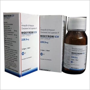 Amoxy- Clav Tab And Dry Syrup