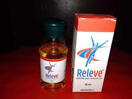 Arthritis Pain Remover Oil