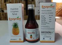 Digestive Enzymes Drops Enzyme Syrup