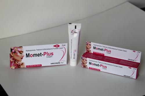 Hydroquinone, Tretinoin & MometasoneMomet-Plus Gel
