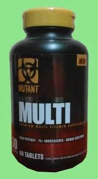 Mutant Mutivitamin Tablet