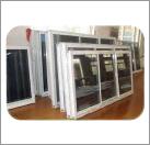 Aluminum Window Frame