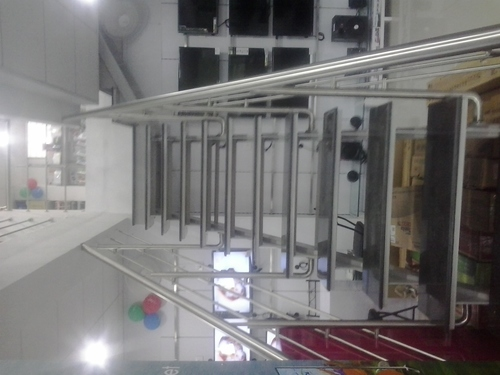 Aluminium Fabrication Structura