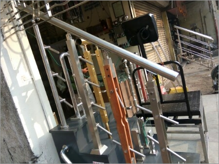 Stainless Steel Stair Grills