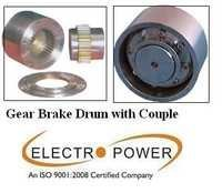Geared Brake Drum Couplings