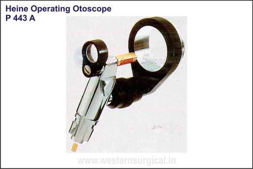 Heine Operating Otoscope