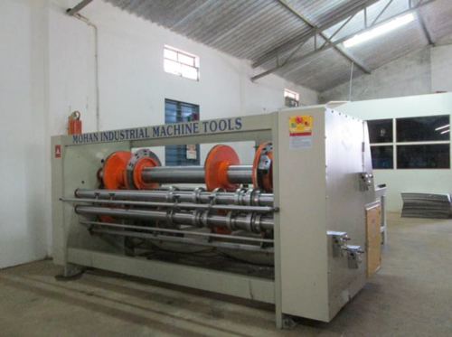Rotary Slotter(RS-4)