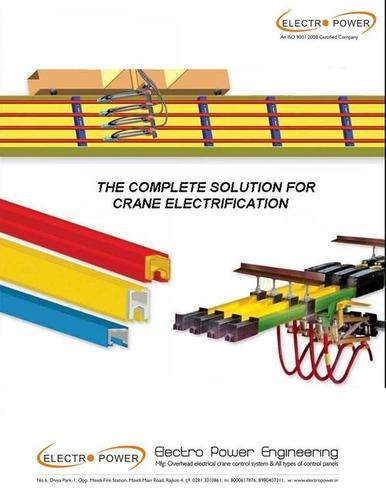 Shrouded DSL Busbar System