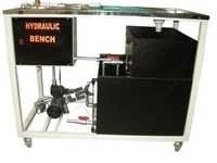 Hydraulic Bench With Transparent Variable Speed Pump