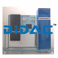 Trainer On Domestic Refrigerators With Two Evaporators And Hermetic Compressor