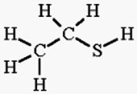 Ethanethiol (ethyl mercaptan)