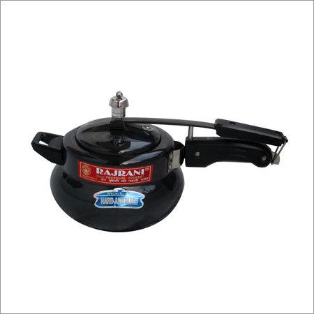 3 Litre Hard Anodize Handi Pressure Cooker