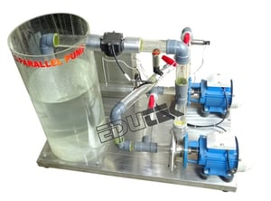 Series And Parallel Centrifugal Pump Test Set
