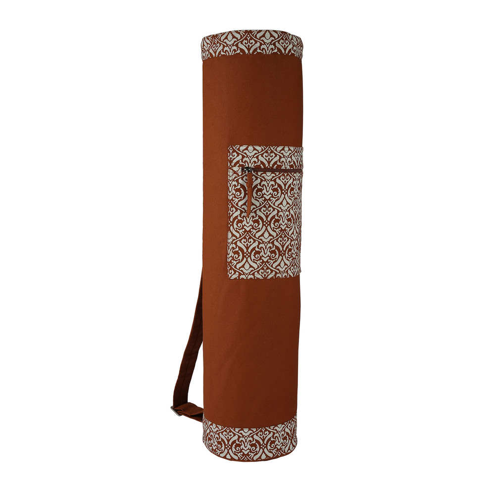 YMB381 Printed Yoga Mat Bag