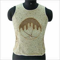 Ladies Beaded Tops