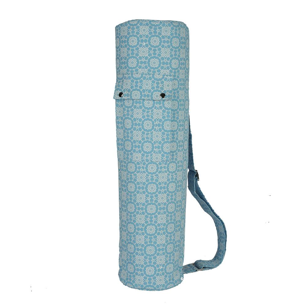 YMB083 Printed Yoga Mat Bag