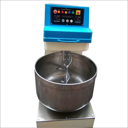 Commercial Dough Mixers