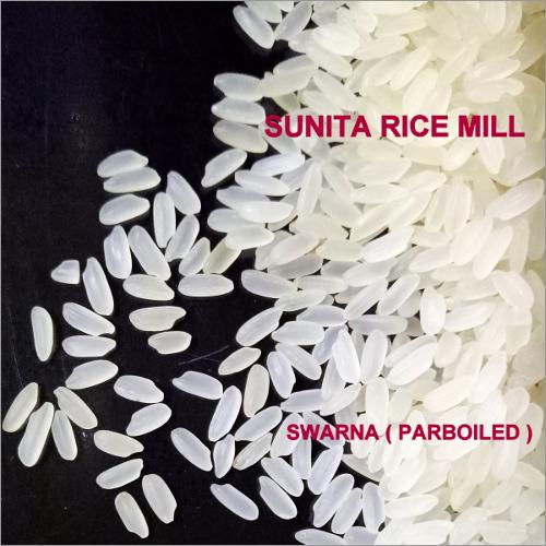 Swarna Parboiled Rice (White)