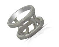 Sterling Silver 92.50% Ring
