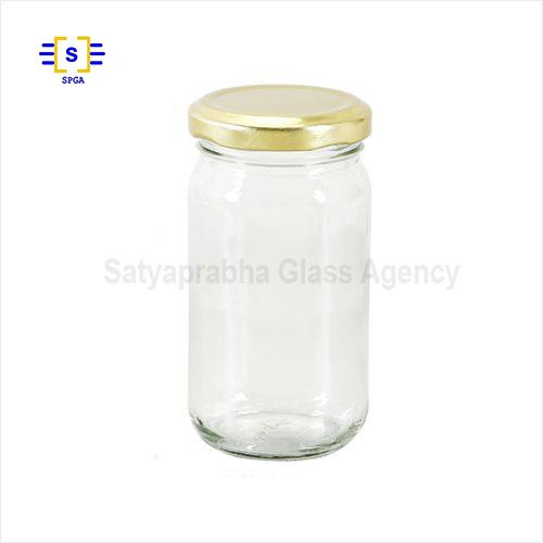 200 Gm Ghee Jar