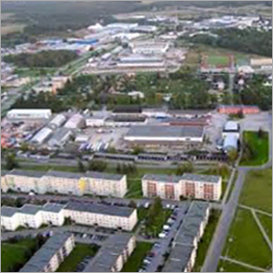 Industrial Area Planning Services