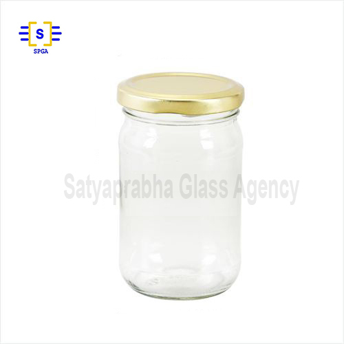 300 Gm Ghee Jar